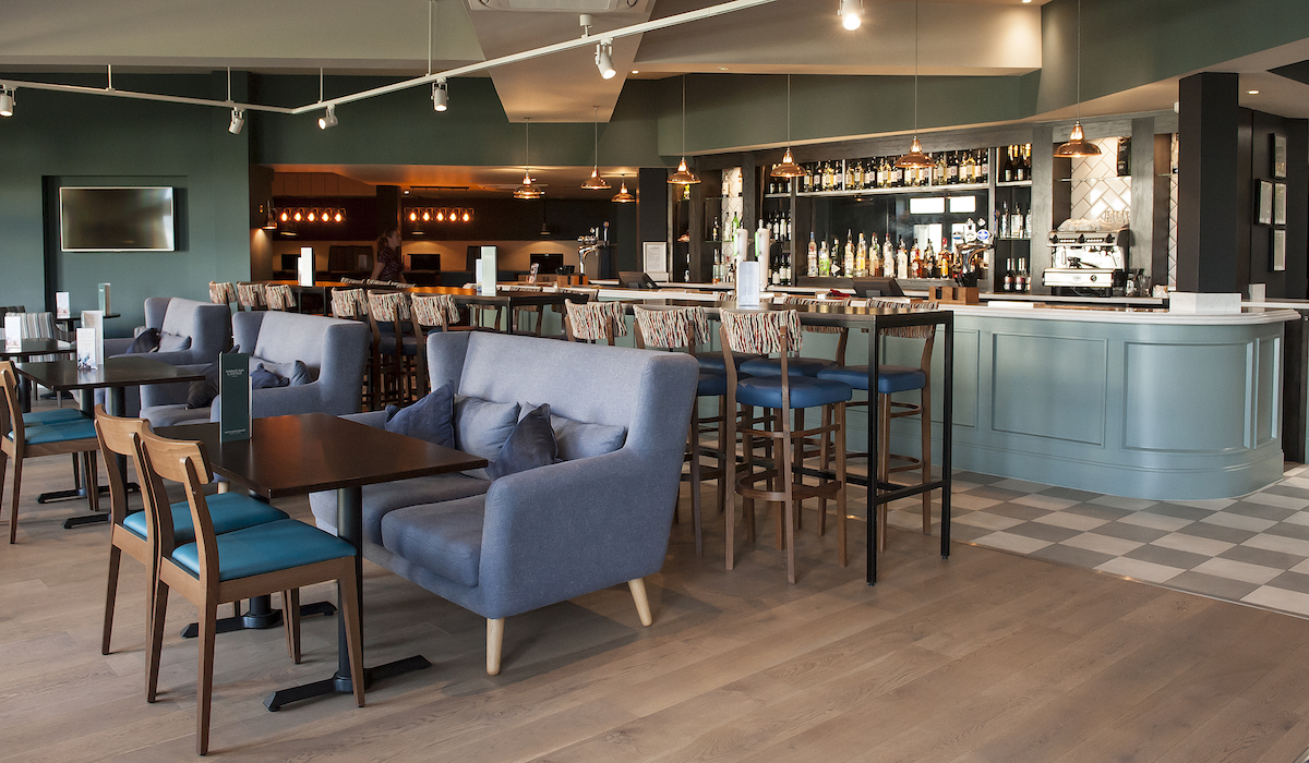 Sketchly Grange Hotel Refirbishment for Creative Interior Contracts