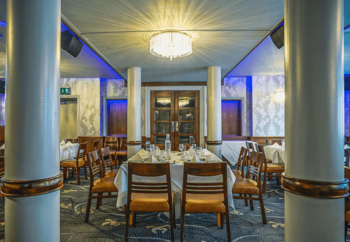 Civil Service Club - Dining Room 1