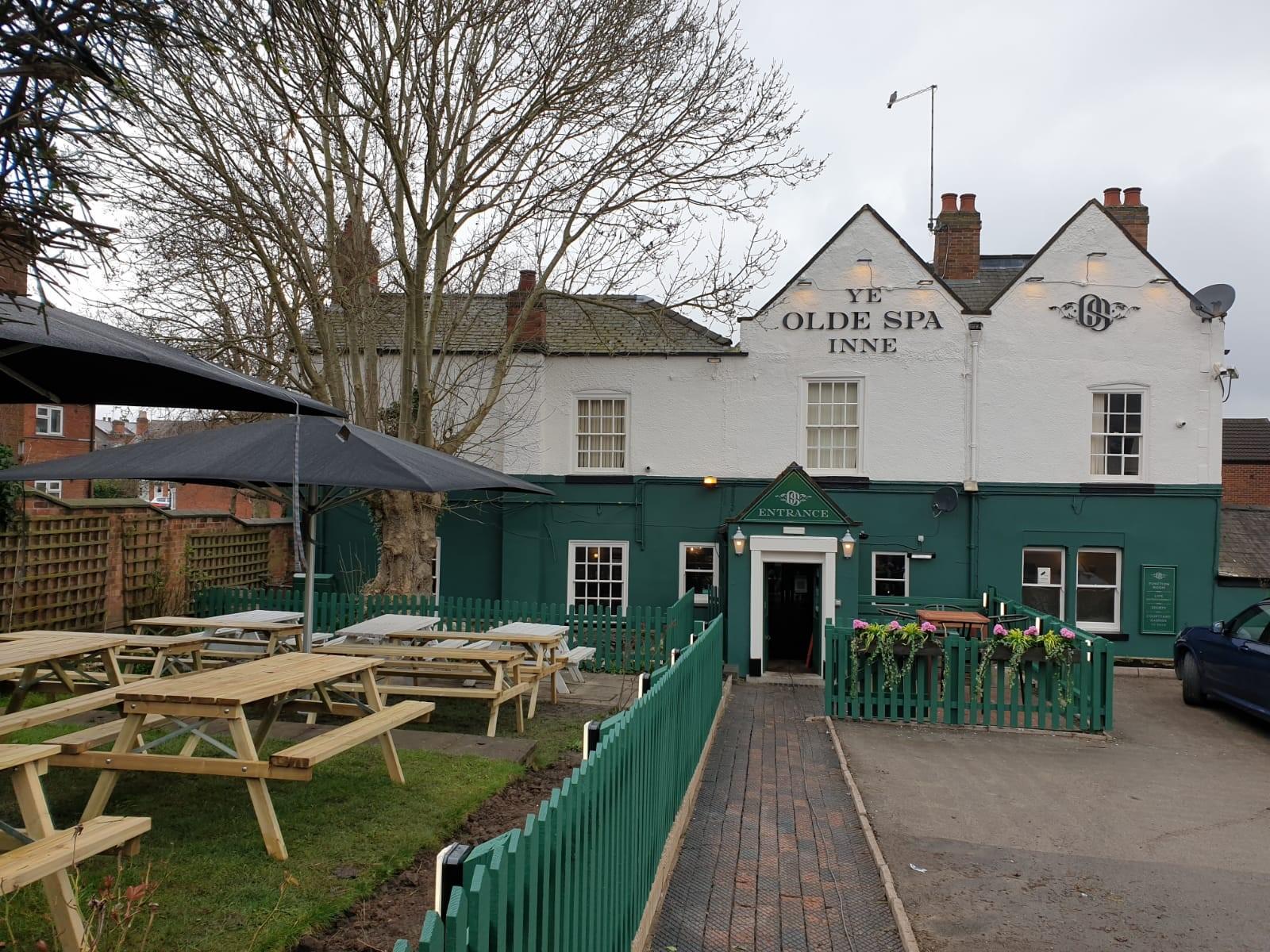 Ye Olde Spa Inn - 1a